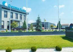Sediul Dezma Auto Oradea