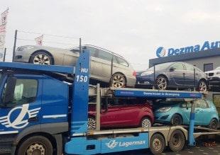 Vehicule scoase din uz